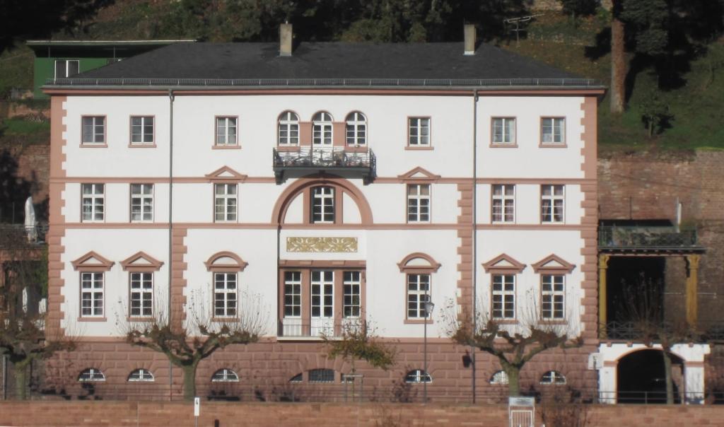 Ansicht der Agenturräume in Heidelberg-Neuenheim