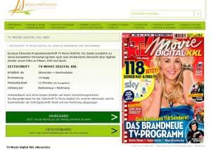 Webdesign Onlineshop Abowellness