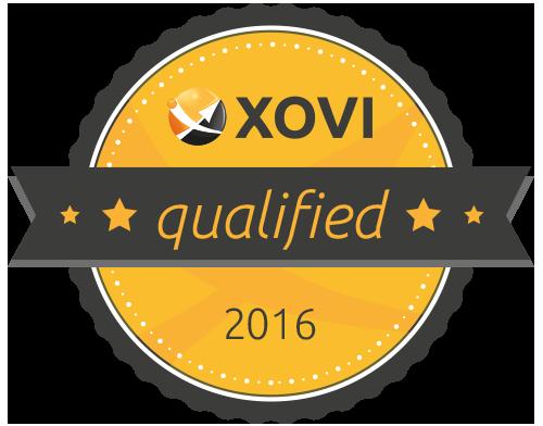 XOVI SEO Agentur Logo