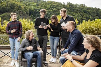 Sunrise Online-Marketing Team