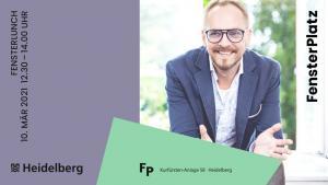 FensterLunch Heidelberg - Tobias Kusch - SEO Experte